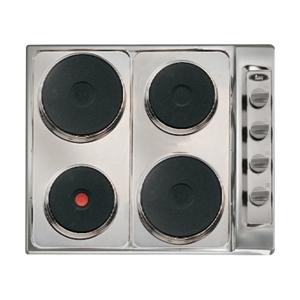 Parrilla Electrica Teka E 60.2 4P Acero Inoxidable Codigo 10206052